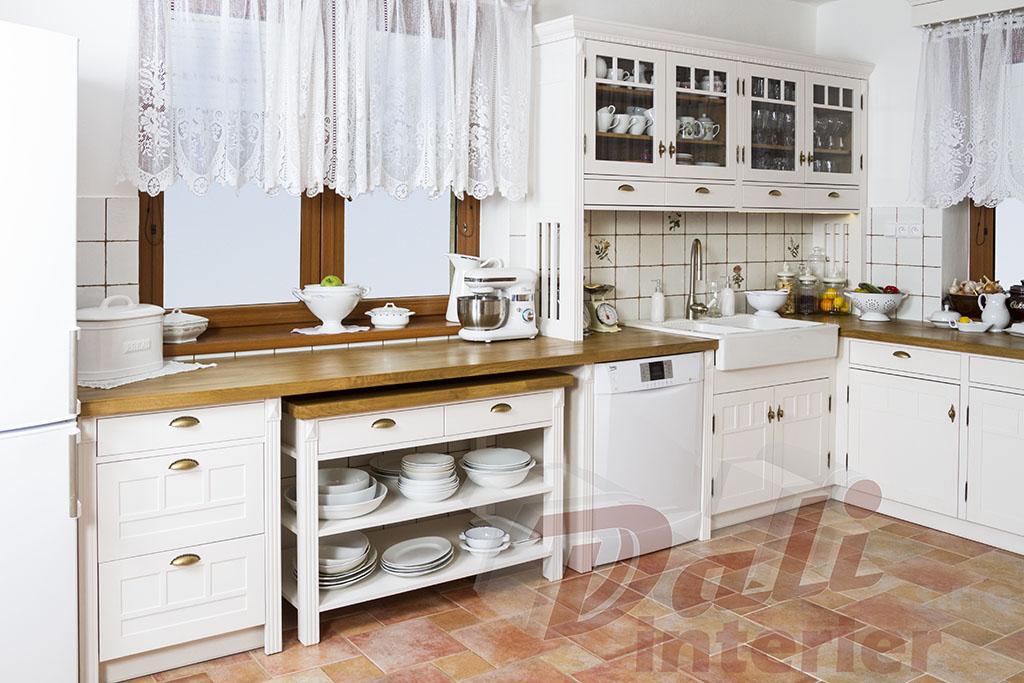 Rustikální Kuchyně Dali Interier Sro